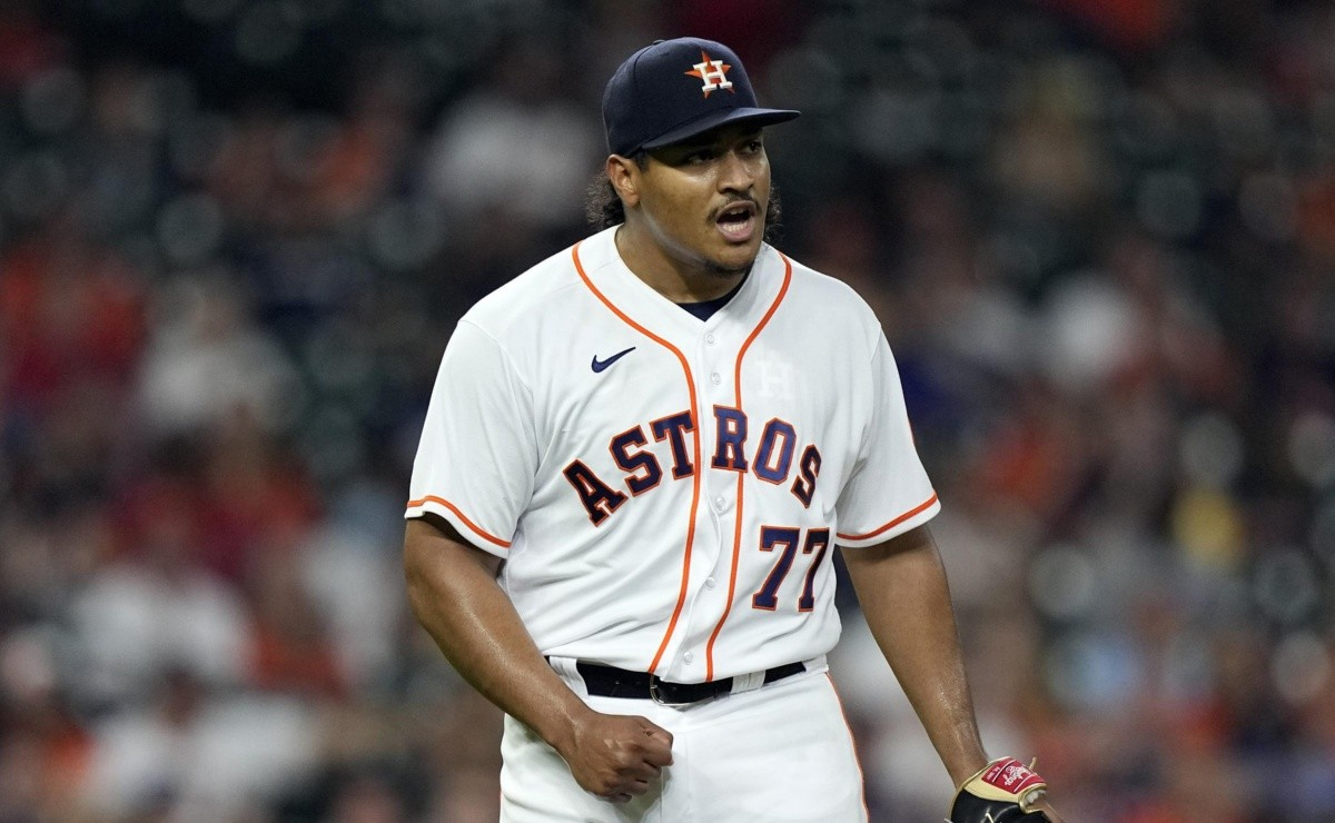Venezuelan Astros starter shines again on the hill and is a firm candidate for Rookie of the Year