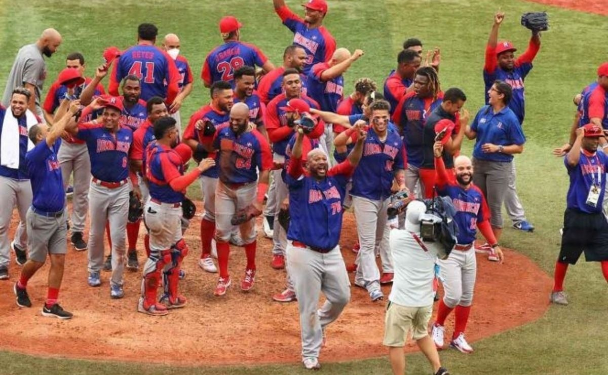 Video: The 'tasty' celebration of the Dominican Republic after winning a medal in Tokyo 2021