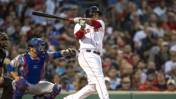 Rafael Devers continues to show that 2021 is his great offensive year