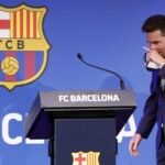 """""""We cry and become bitter"""": Messi recounted the painful moment in which he found out about his departure from Barcelona and detailed how he told his family"""
