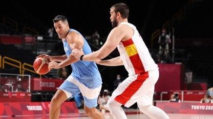 Argentina basketball
