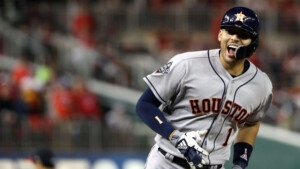 What will be the value of Carlos Correa's contract in free agency?