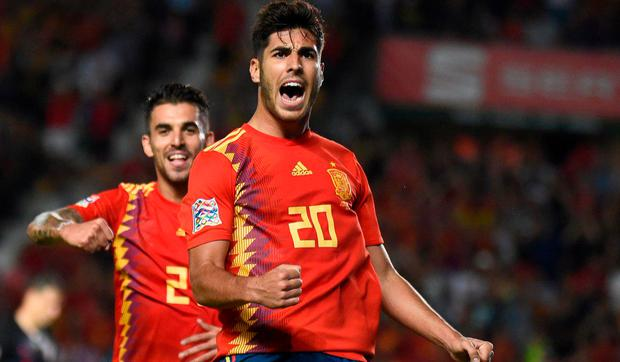 Marco Asensio in the sights of Arsenal. (AFP)