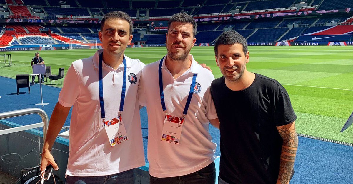 Who are the Argentines behind the revolution in PSG's social networks after the arrival of Lionel Messi