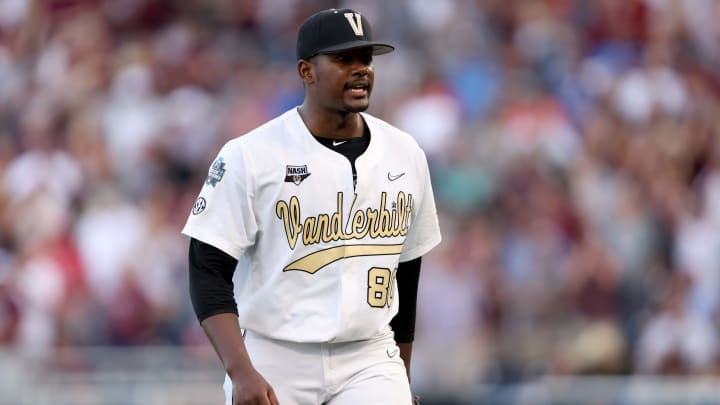 Who is Kumar Rocker the prospect the Mets refused to
