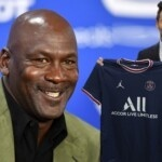 Why did Michael Jordan make millions with the signing of Messi to PSG?