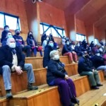 With 50 spectators, alcohol gel and warnings everywhere: this was the return of the public to the Chilean sports venues - La Tercera