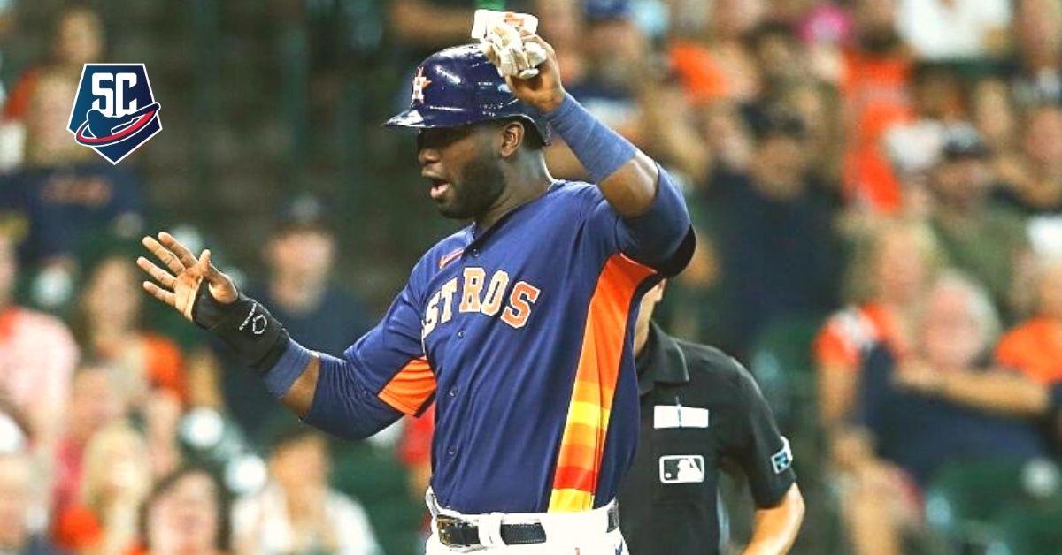 Yordan hit 400, Aledmys ON, Moncada tied a personal best. Cuban MLB Summary